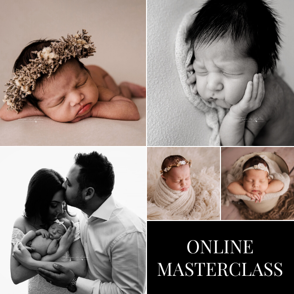 online newborn photography workshop masterclass