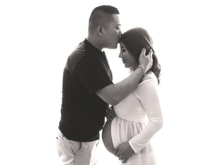 maternity shoot sydney