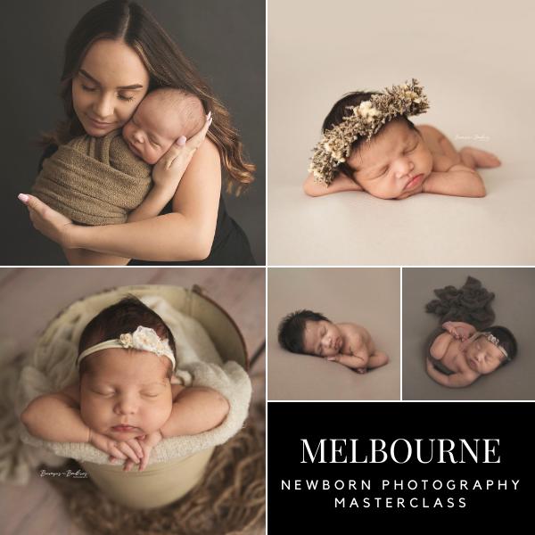 newborn photography workshop melbourne