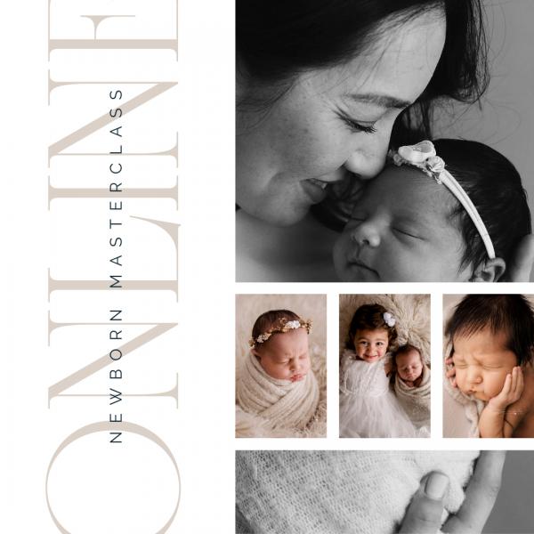 Online Newborn Photography Workshop - Newborn Education