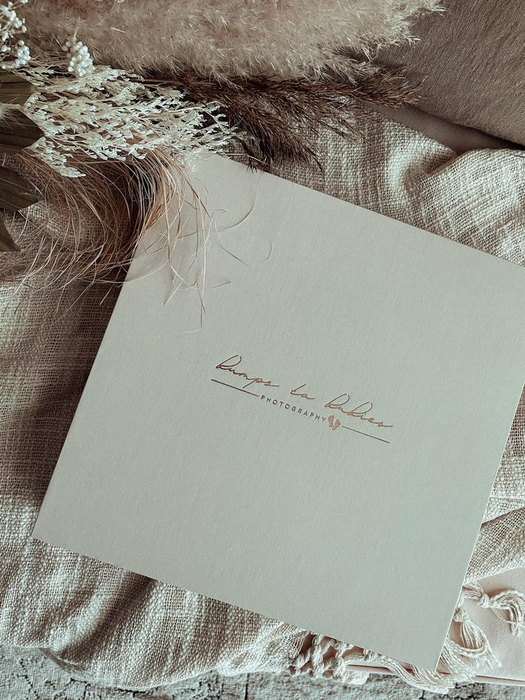 Newborn Photography Album
